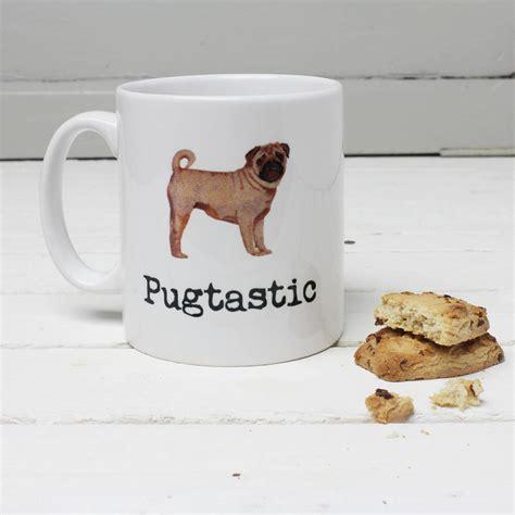 mugs of pugs personalised pug mug by snapdragon notonthehighstreet