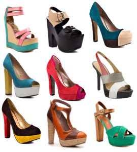 Sepatu Sendal Elegan Modis Perempuan Wanita High Heels Hitam Coklat shop sepatu wanita onlineshopsepatuwanita