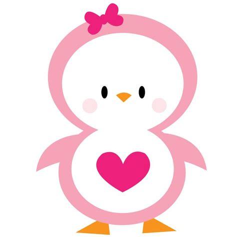 Pink Penguin pink penguin clip