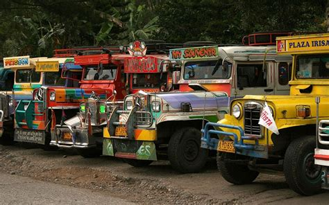 jeepney philippines for sale brand new the jeepneys of the philippines most amazing photos