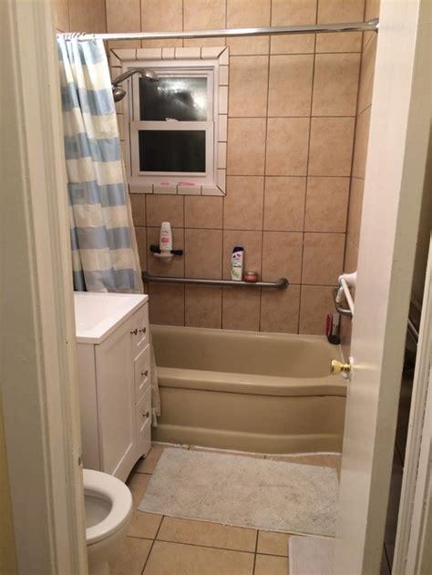 ugly bathtub ugly bathroom ideas needed for budget friendly redo