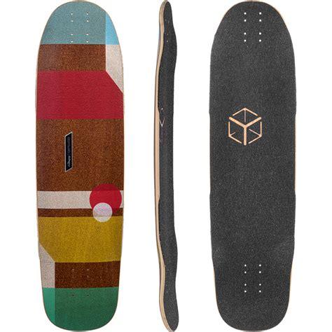 longboards decks loaded cantellated tesseract longboard skateboard deck w