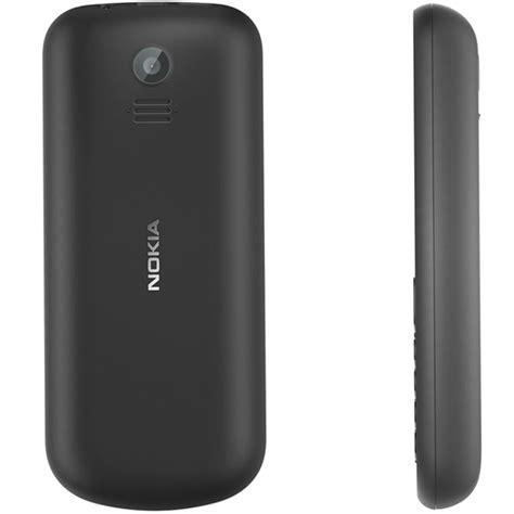 Nokia 130 Ds 2017 Black telefon mobil dual sim nokia 130 2017 black world comm