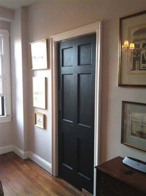 Black Interior Door by Black Interior Doors Castle