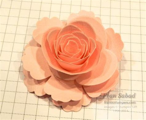 paper spiral flower tutorial stersblog spiral roses many ideas of how to make