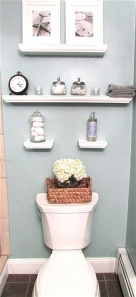 Bathroom Walls Decorating Ideas - small shelves on small bathroom sinks cheap