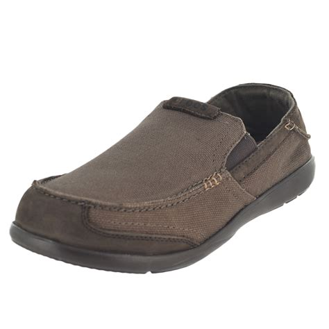 crocs loafers crocs walu express loafer espresso espresso mens loafers