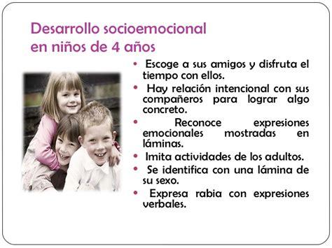 el desarrollo de competencias socioemocionales y su desarrollo socioemocional en los ni 241 os y ni 241 as