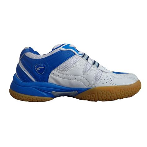 pro ase court badminton shoe blue  white buy pro ase