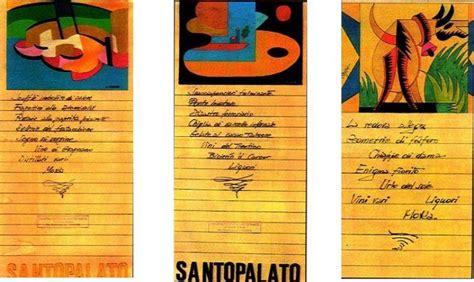 manifesto cucina futurista futuristi e taverna santopalato