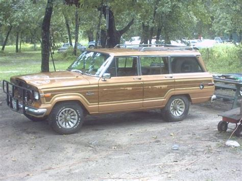 1984 Jeep Grand Wagoneer Specs Ilovemyjeep 1984 Jeep Grand Wagoneer Specs Photos