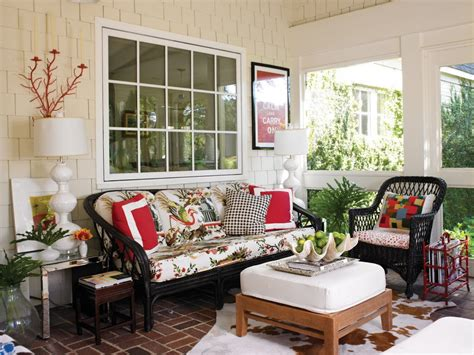 25 Inspiring Porch Design Ideas For Your Home Screen Porch Furniture Ideas