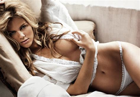 Brooklyn Decker: The Hottest Girl On Earth?   Love That Red