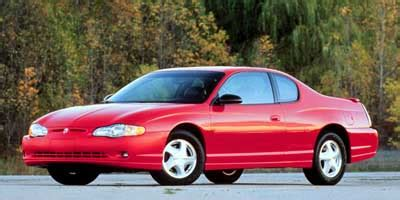 2000 chevrolet monte carlo chevy review ratings specs prices and photos the car connection