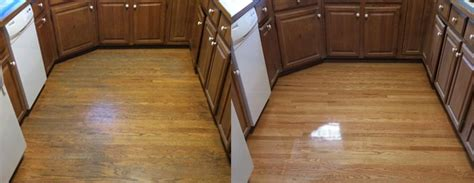 Refinished Hardwood Floors Before And After Hardwood Flooring Contractors In Rochester Jason Of Construction
