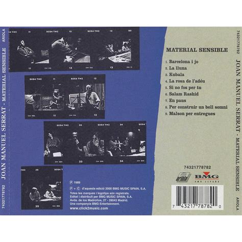 material sensible material sensible joan manuel serrat free mp3 download full tracklist