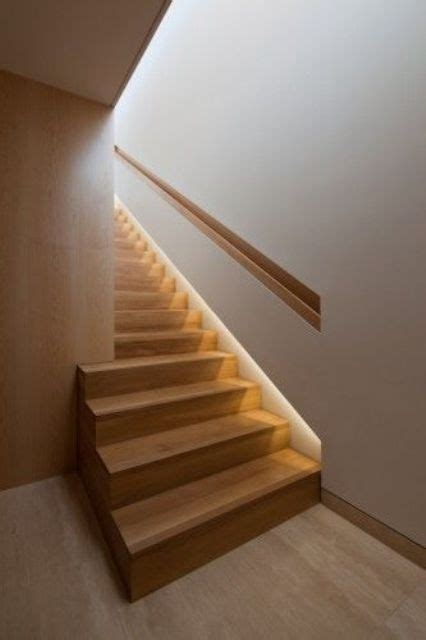 stylish staircase handrail ideas   inspired digsdigs