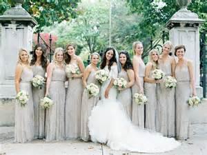 Wedding Dresses For Rent Wedding Trends Beaded Bridesmaid Dresses Belle The Magazine