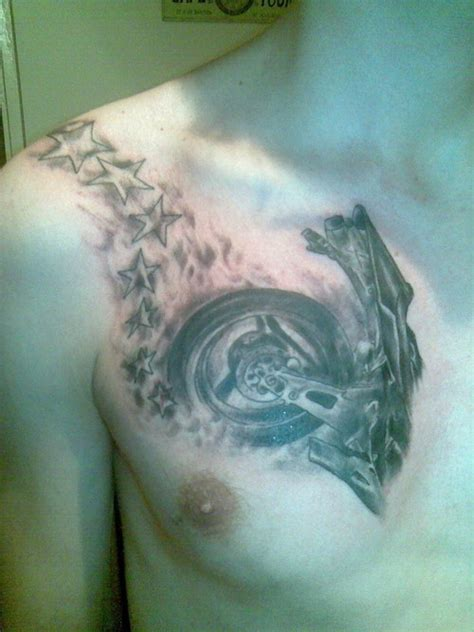 front shoulder tattoos for men home front pictures to pin on