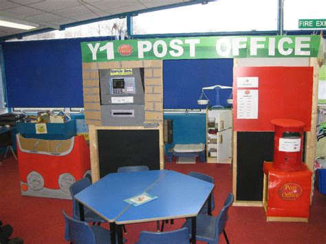 post office play area classroom display photo photo