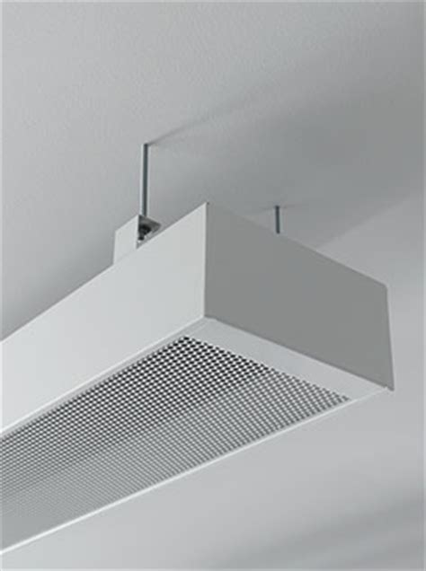 raffrescamento a soffitto convettori per raffrescamento a soffitto un