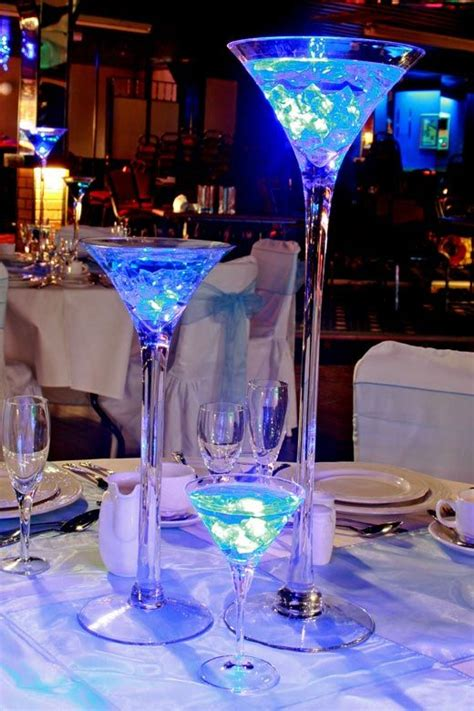 centerpieces uk large martini glass centerpieces random