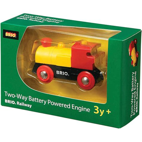 brio employment brio two way battery powered engine over the rainbow
