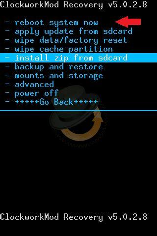 reboot recovery apk poot apk root