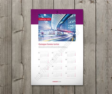 wall calendar design template best custom wall calendar template yearly one page calendar