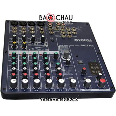 Second Mixer Yamaha Mg82cx mixer yamaha mg82cx mixer yamaha mg82cx gi 225 tốt nhất