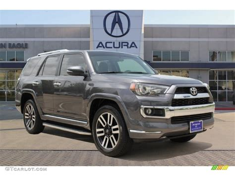 magnetic gray 2014 magnetic gray metallic toyota 4runner limited