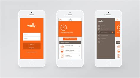 layout in app design app design development ios android mobile hoffadesign com