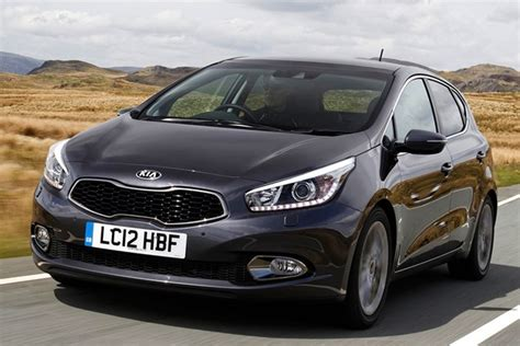 kia ceed hatchback from 2012 used prices parkers