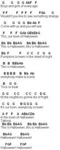this is halloween sheet music flute sheet music this is halloween