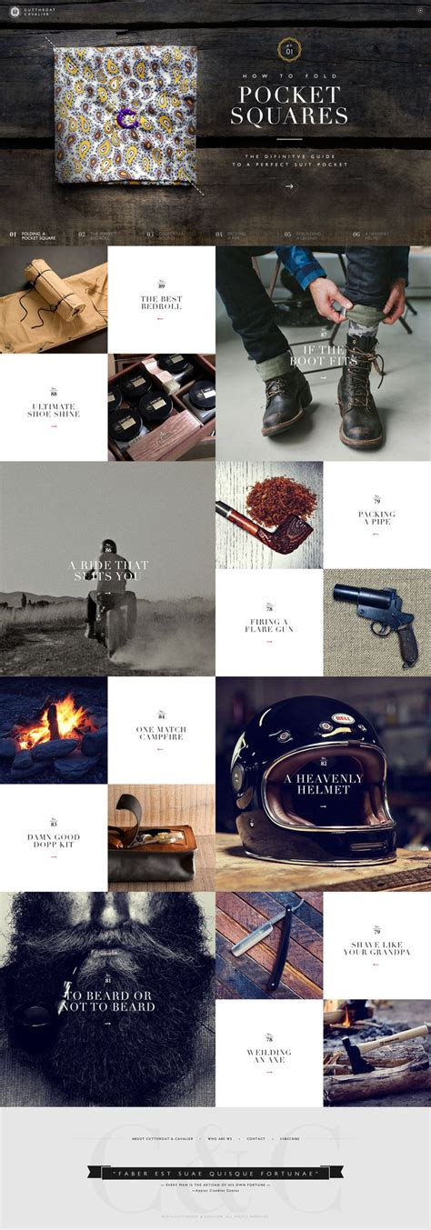 grid layout inspiration beautiful flat grid layout with awesome photography