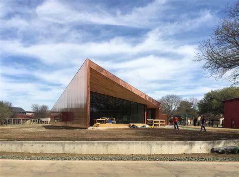 North Dallas Lamplighter School Marlon Blackwell Architects Archpaper.com