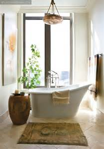 Triangle re bath natural free standing tub bathroom decorating ideas