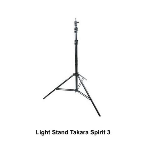 light stand takara spirit 3 harga dan spesifikasi