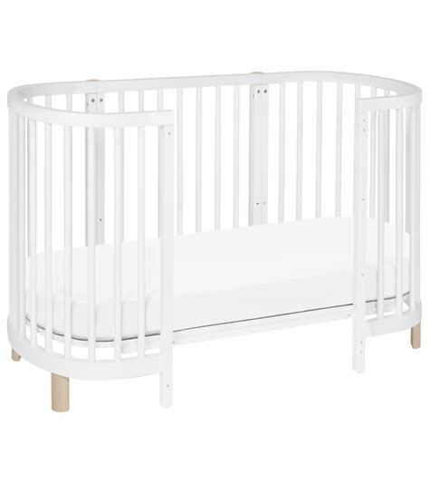Bassinet Crib Convertible Babyletto Hula Convertible Oval Crib Mini Bassinet