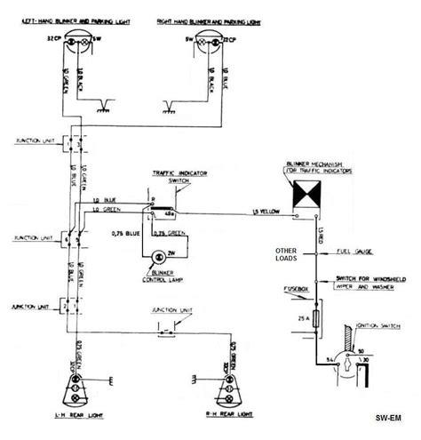 blinker relay wiring diagram k grayengineeringeducation