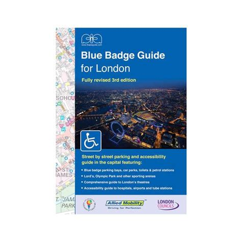 libro the blue badge guides blue badge guide for london pie guides