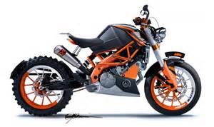 Ktm Biks Ktm Cafe Racer Scrambler Or Bobber Motorcycle