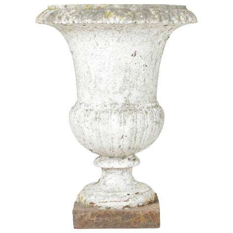Cast Iron Planter Urn by 18th Century Cast Iron Classic Versailles Urn Planter Jardini 232 Re For Sale At 1stdibs
