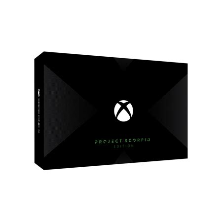 game console project x microsoft xbox one x project scorpio edition 1tb gaming