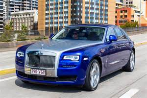 Rolls Royce Ghost 2015 2015 Rolls Royce Ghost Sii Review Caradvice