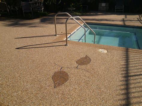 exteriors pebble stone patio flooring epoxy stone floor