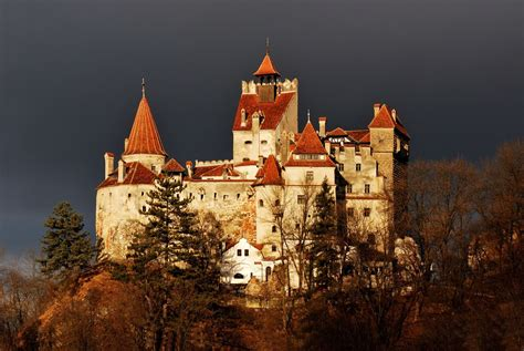home of dracula castle in transylvania places of fancy where is castle dracula