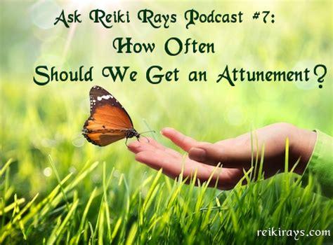 reiki rays podcast