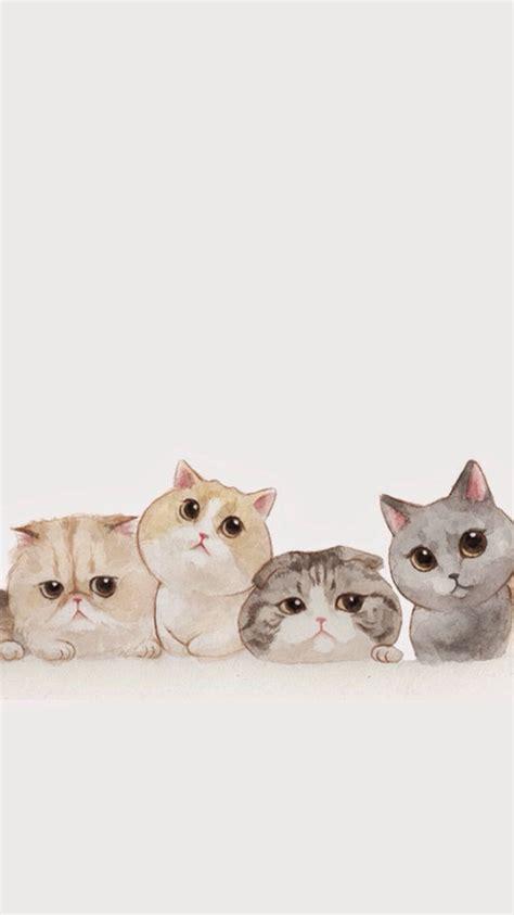cat wallpaper ideas  pinterest iphone wallpaper cat