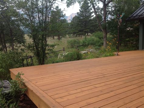 Cabot Decking Stain by Cabot Deck Stain In Semi Transparent Ocher Best Deck
